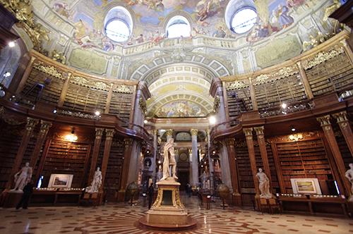 ウィーン国立図書館
